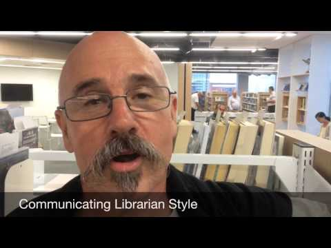 Adelaide City Library Librarian Training Bootcamp