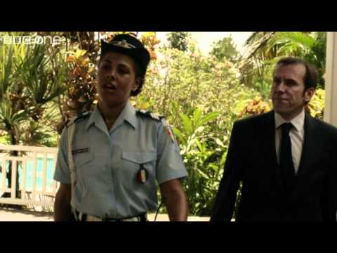 An English Detective Roams the Caribbean  Death in Paradise  Series 1  Episode 1  BBC One