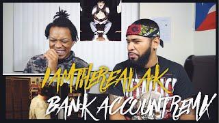 iamtherealak BANK ACCOUNT (REMIX) | FVO Reaction