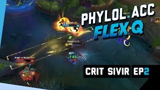 WARLORDS CRIT SIVIR - Phylol PLACEMENTS Ep2 (League of Legends)