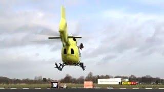 Испытания Eurocopter H145 на море