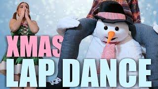 CHRISTMAS LAP DANCE