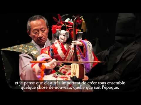Noritaka Tatehana et Kanjuro Kiritake III - Japanese Puppet show | Les Soirées Nomades - mars 2016