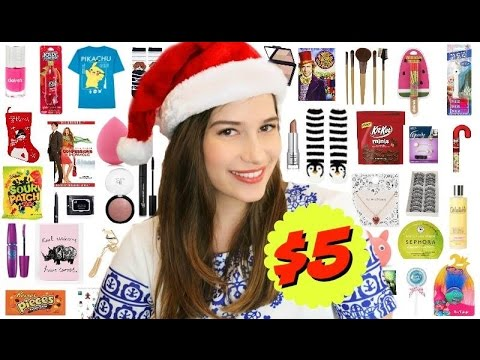 100 Christmas Gifts UNDER $5 - CHEAP & EASY!