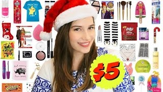 100 Christmas Gifts Under $5   Cheap & Easy!