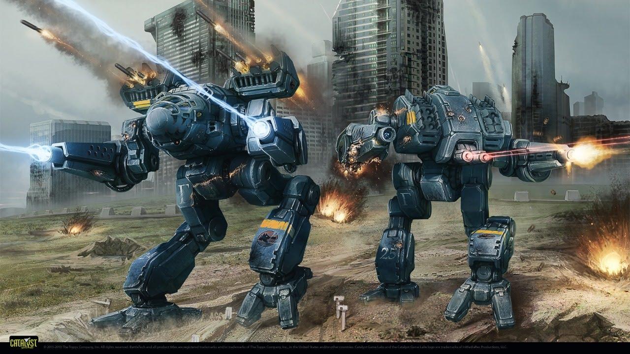 Mechwarrior 5: Mercenaries PC Gameplay