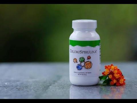 CHLOROSPIRULINA – Tảo xoắn giúp bổ sung xơ, protein và beta-caroten tăng cường sức khỏe