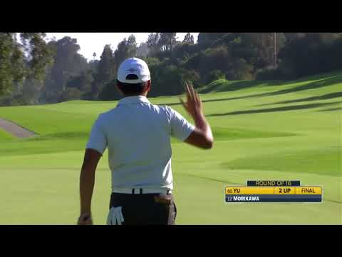 2017 U.S. Amateur Championship: Round of 16 Highlights