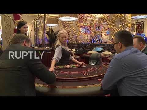 Russia: Sochi's First Ever Casino Opens For Play
