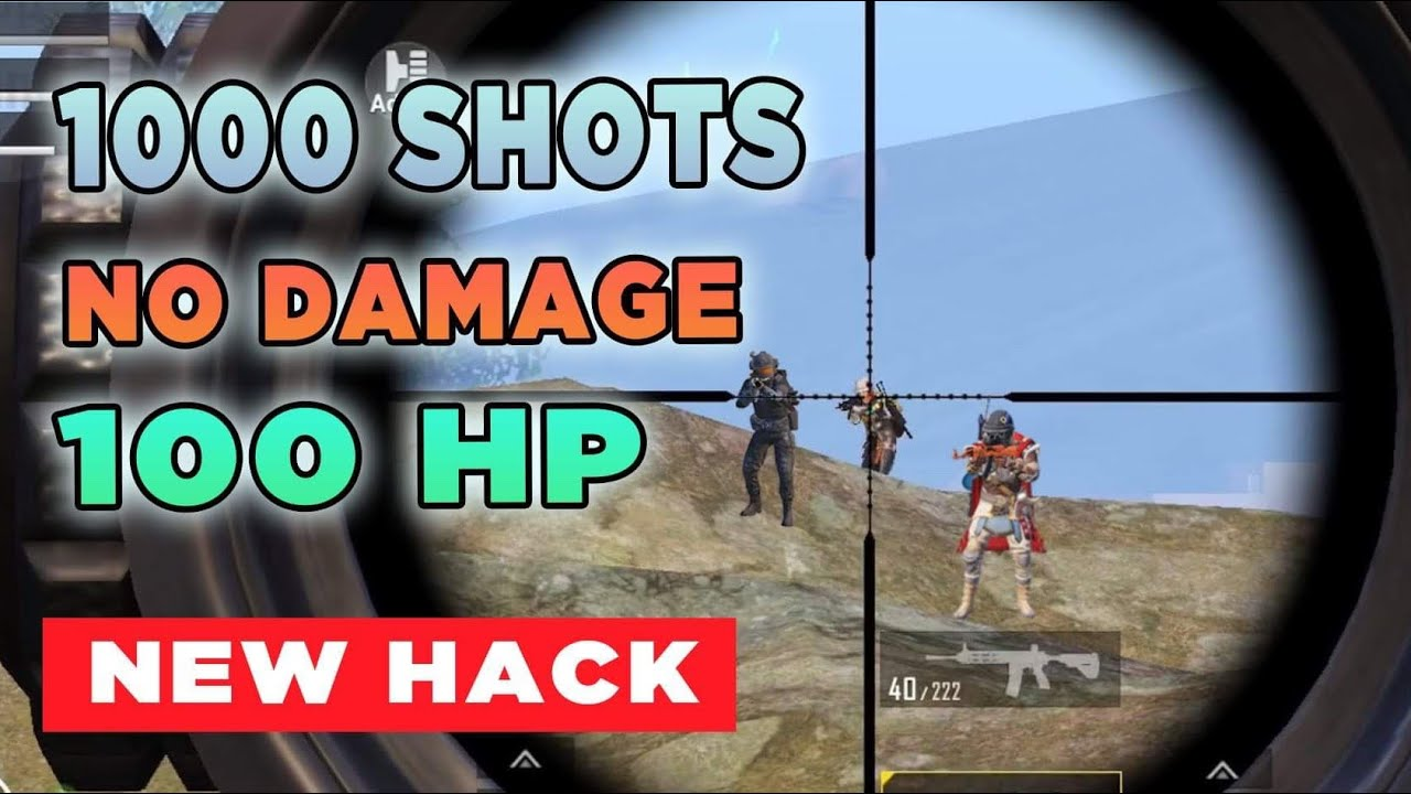 Everyone has the new UNLIMITED HP HACK | PUBG Mobile
