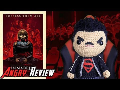 Annabelle Comes Home Angry Movie Review