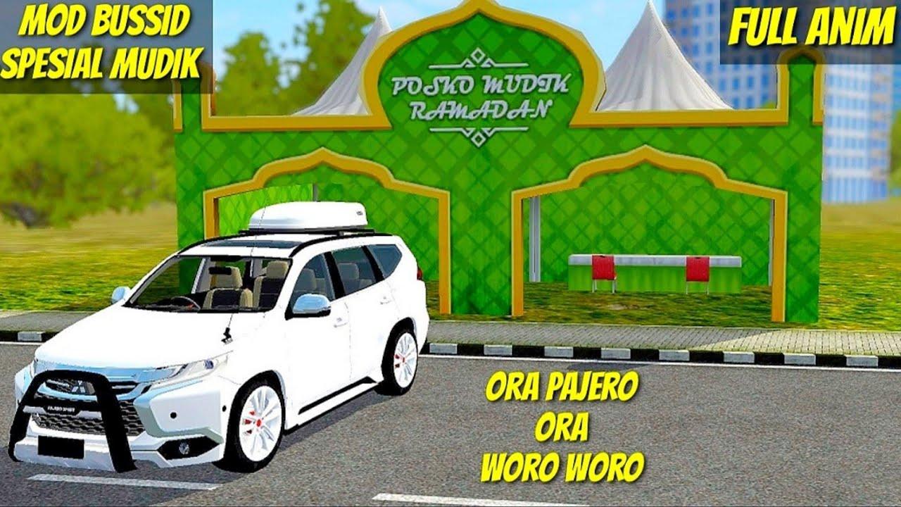 40 Koleksi Mod Bussid Mobil Pajero HD