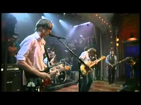 Pavement  Unfair Late Night with Jimmy Fallon 9232010