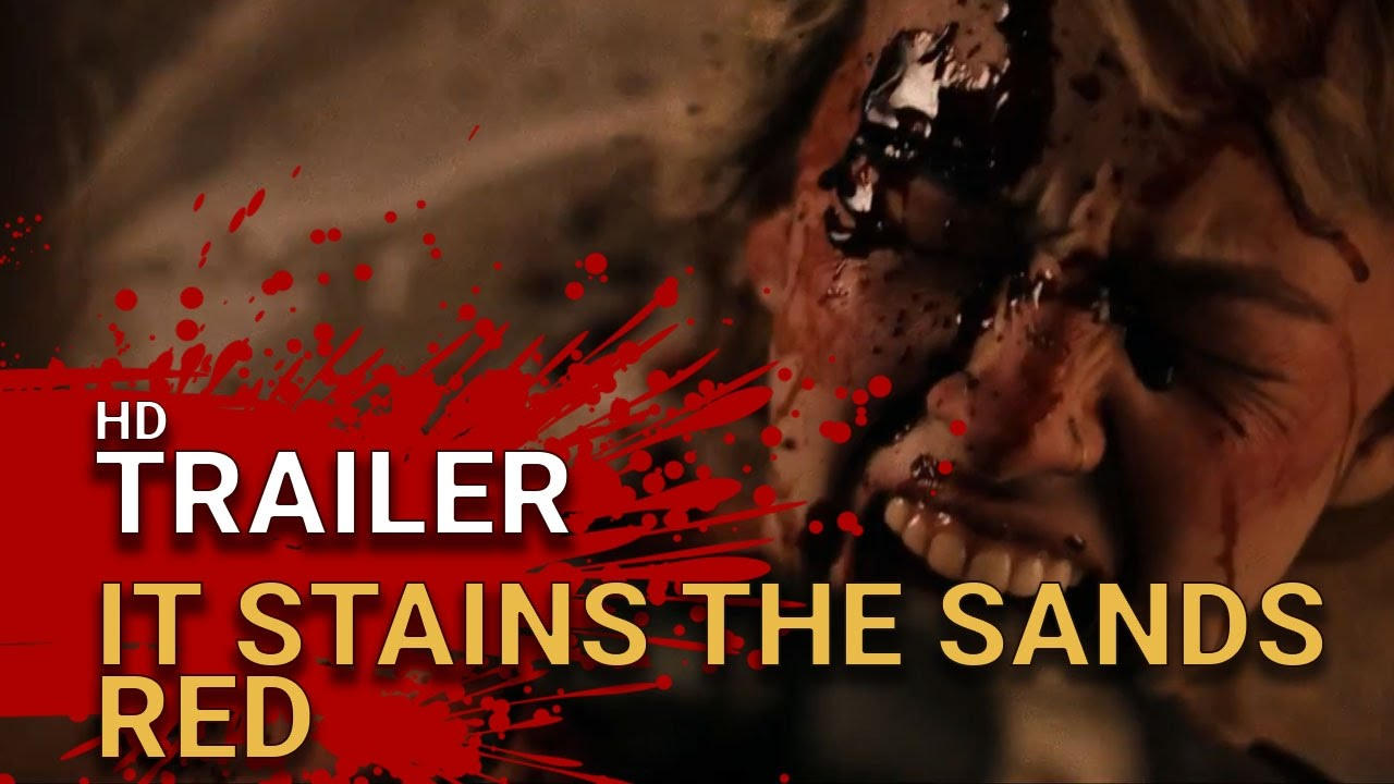 Download It Stains the Sands Red (2017) Official Trailer -  Zombie Movie