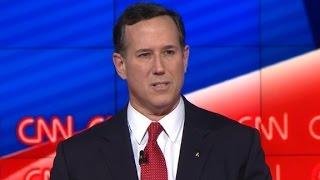 Rick Santorum: 'We have entered World War 3'