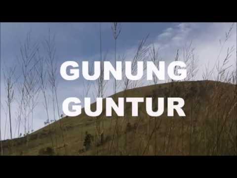 Pendakian Gunung Guntur 2016