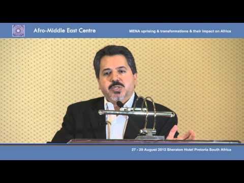 Middle East and North African (MENA) Uprisings Conference - Unfinished Business