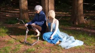 "Hello! This time we covered the song ""a thousand miles"". The story in the video is about Jack Frost and Elsa. Jack and Elsa feel sad and alone. One day, they ..."