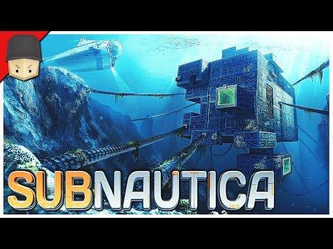 SUBNAUTICA - ALIEN TECHNOLOGY! : Ep.09 (Subnautica Full Release)