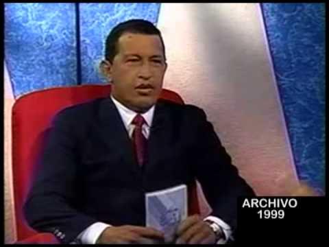 Chávez Vs Oscar Yanes 2 (1999) en la Silla Caliente