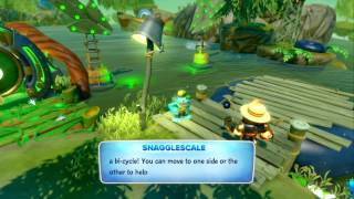 Skylanders: Swap Force - Part 3 Xbox 360 HD Gameplay