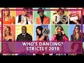 Strictly Come Dancing 2018 Celebs