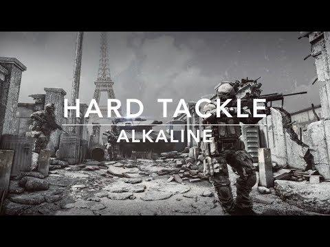 Alkaline - Hard Tackle(Lyric/lyric video)