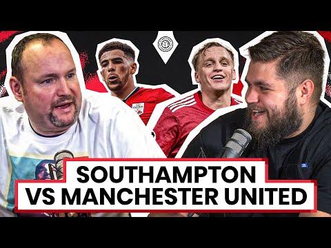 Southampton 2-3 Manchester United | LIVE Watchalong!