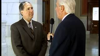 Rep. Gallison talks Defense Economic Planning Commission on Capitol Spotlight 5/9/2013