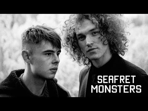 Seafret - Monsters (Lyric  Video)