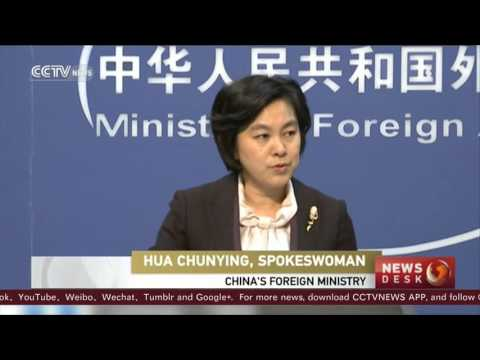 """Foreign Ministry: Australia should see China's development in a """"correct"""" way"""