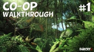 Far Cry 3 Co-op Walkthrough: Part 1 Ready or Not (Gameplay in HD) XBOX PS3 PC
