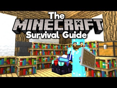 Preparing for the Ender Dragon! ▫ The Minecraft Survival Guide (Tutorial Lets Play) [Part 22]