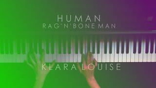 HUMAN | Rag'n'Bone Man Piano Cover