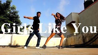 Download Lagu Girls Like You - Maroon 5 ft. Cardi B | Choreography | Dance Video Mp3
