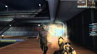 Combat arms Snake Beretta 93R infected ship gameplay s11lverdude