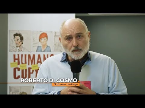 #HumansOfCopyright: How to #FixCopyright for Software Developers - Roberto Di Cosmo [Short]