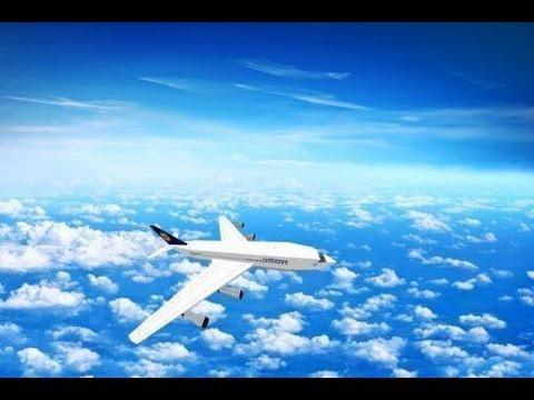 видео: Полёт в самолёте Boeing 707 в minecraft 1.5.2
