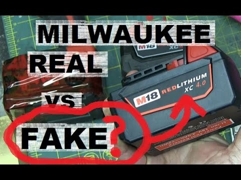 BOLTR: Knockoff Milwaukee Lithium. Surprizing Clickbait-able