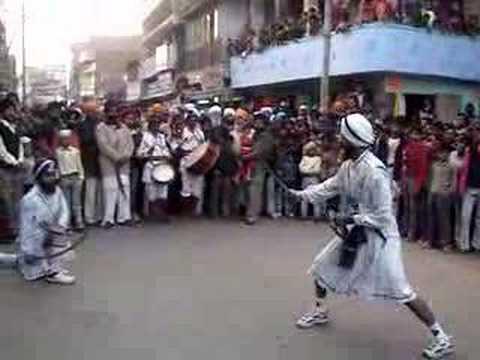 Sikh Swordsmanship