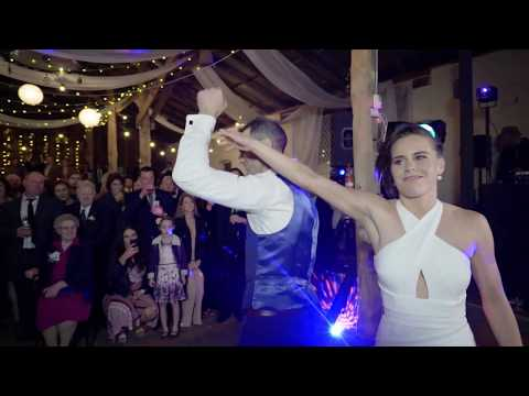 Pop and Cullzy first wedding dance - imaginary (hardstyle)