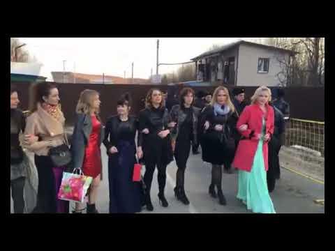 Женщинам Волоколамска, вставшим на защиту детей, и города