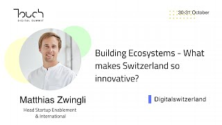 What makes Switzerland so innovative ? - Matthias Zwingli