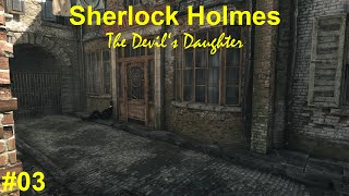 Sherlock Holmes - The Devil's Daughter - Old Tabard Pub #3 - Deutsch/German
