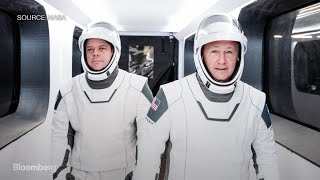 SpaceX Ready to Make History Launching Humans Into Space