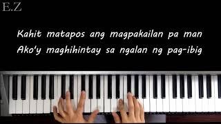 Sa Ngalan ng Pag-ibig - December Avenue | Piano Cover
