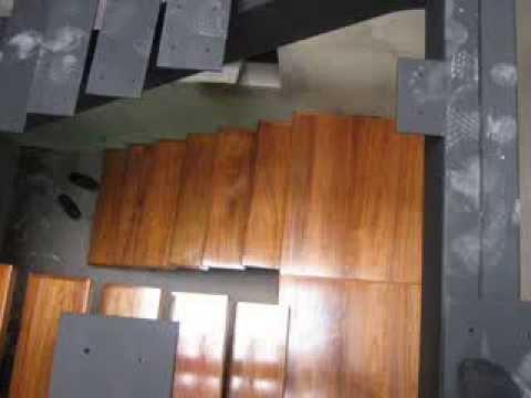 Construcci n de escaleras met licas y todo lo relacionado for Construccion de escaleras