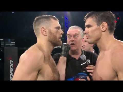 Superior FC 15 - Fight 7 - Goran Reljic vs. Mattia Schiavolin
