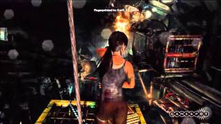 Tomb Raider (2012) Primer gameplay completo