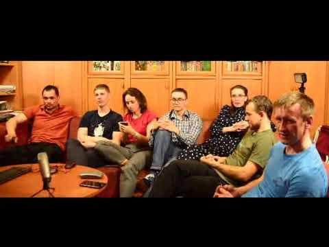 Рассказ группы Турченко о походе на хребет Кодар. Часть первая – вопросы группе.